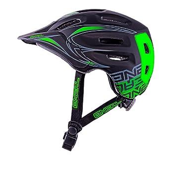 ONeal Defender Helmet black/green NEU 6826alt