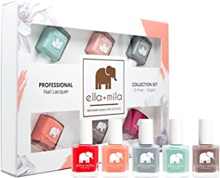product image for ella+mila Nail Polish, Mommy Collection - (B) (6 Pack)