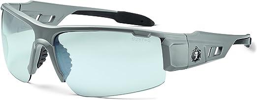 Kryptek Typhon Frame Ergodyne Skullerz Dagr Safety Glasses