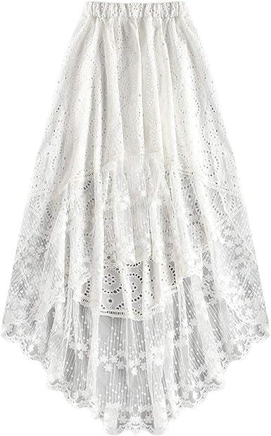 Faldas para Mujer Casual para Verano Moda Falda De Mujer Ropa ...