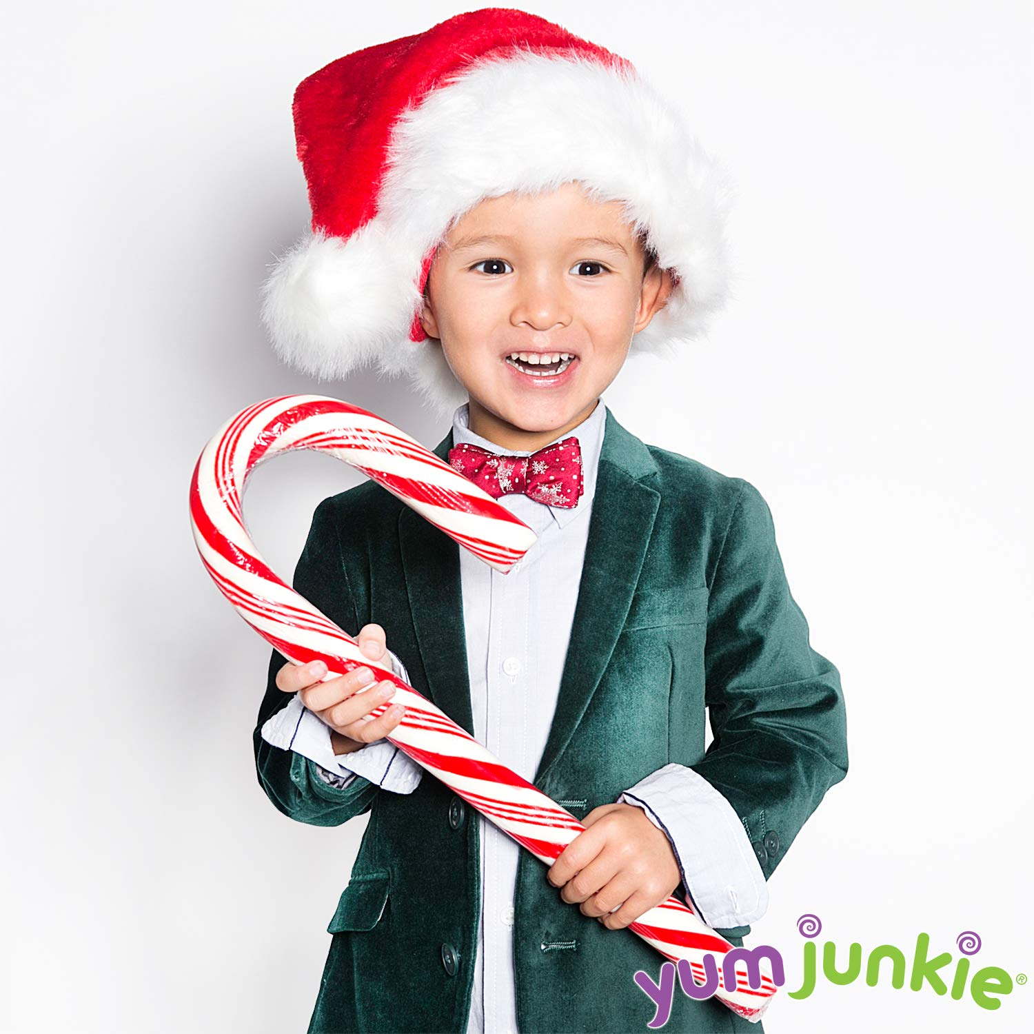 Giant Peppermint Candy Cane