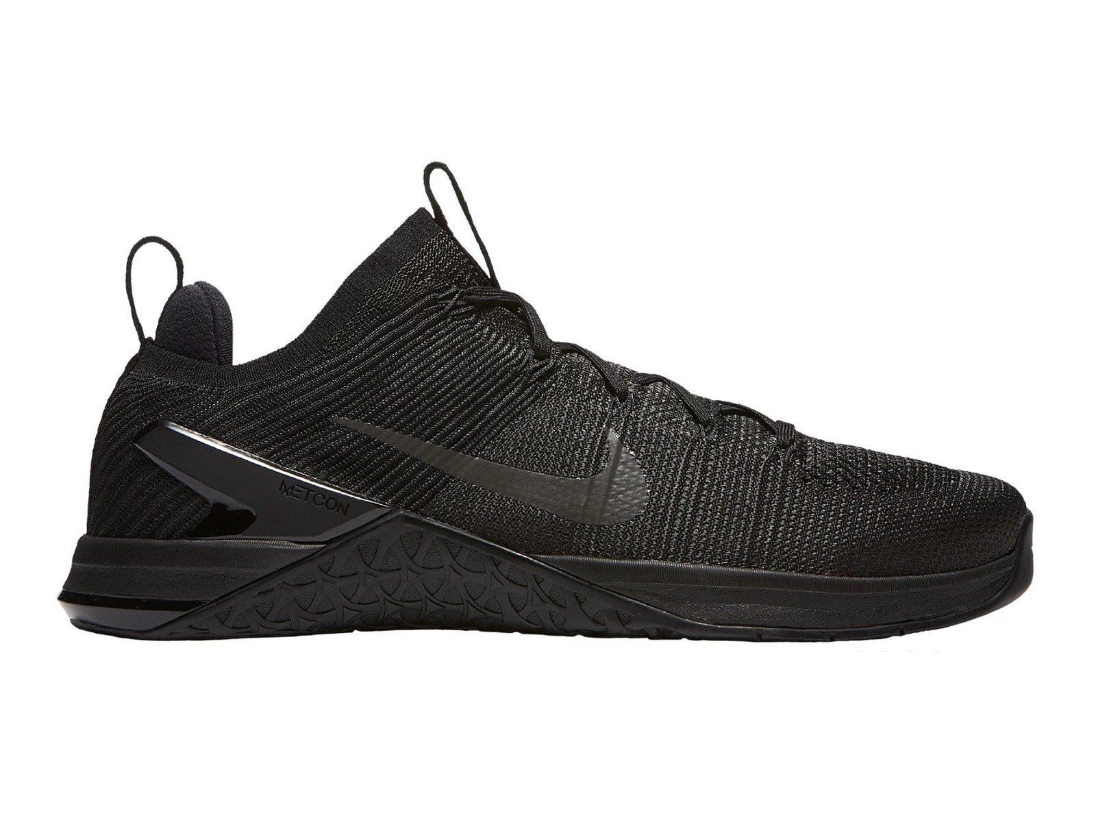 22735369bede40 Galleon - Nike Men s Metcon DSX Flyknit 2 Black Black Black Nylon Running  Shoes 11.5 D(M) US
