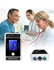 Cenblue Palm - Typ LCD Bildschirm Sechs Parameter Bluetooth EKG Blutdruck Pulse Rate Respiration Temperatur Monitor