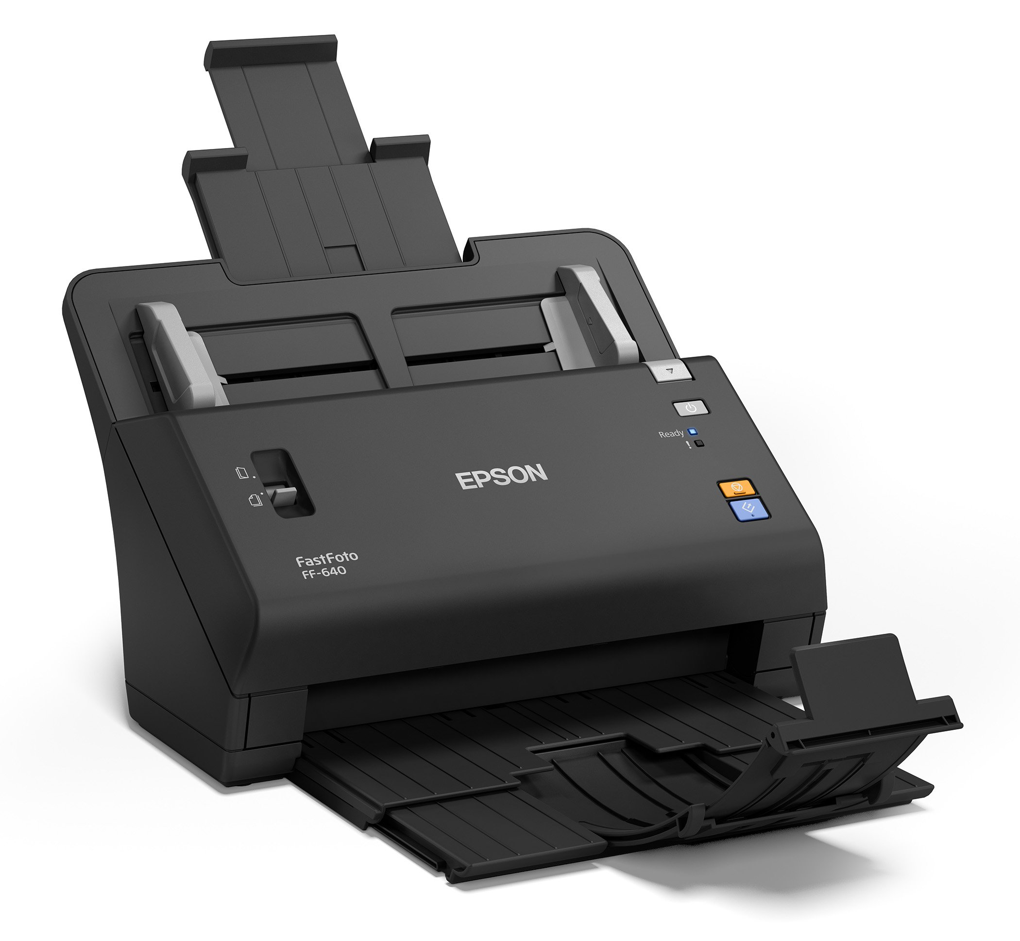 Epson FastFoto FF-640 High-Speed Photo Scanning System with Auto Photo Feeder by Epson (Image #4)