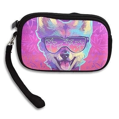 Amazon.com: Sparkle Perro Hawaii gafas de sol moneda ...
