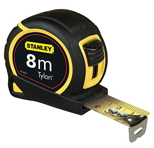 8 opinioni per Stanley Tylon 1-30-657 Flessometro, 8 m