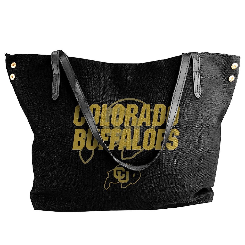 Colorado Buffaloes1 Shoulder Tote Bag