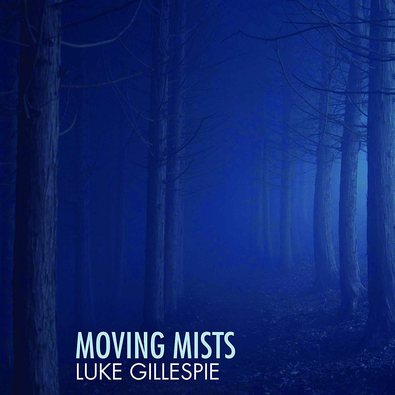 Luke Gillespie - Moving Mists