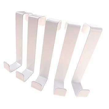 Menz Stahlwaren Turhaken Porta 10 Er Set Weiss Von 4smile ǀ Kleider