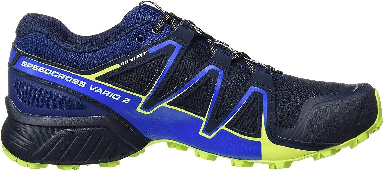 Salomon Homme Speedcross Vario 2 GTX Chaussures de Trail Running