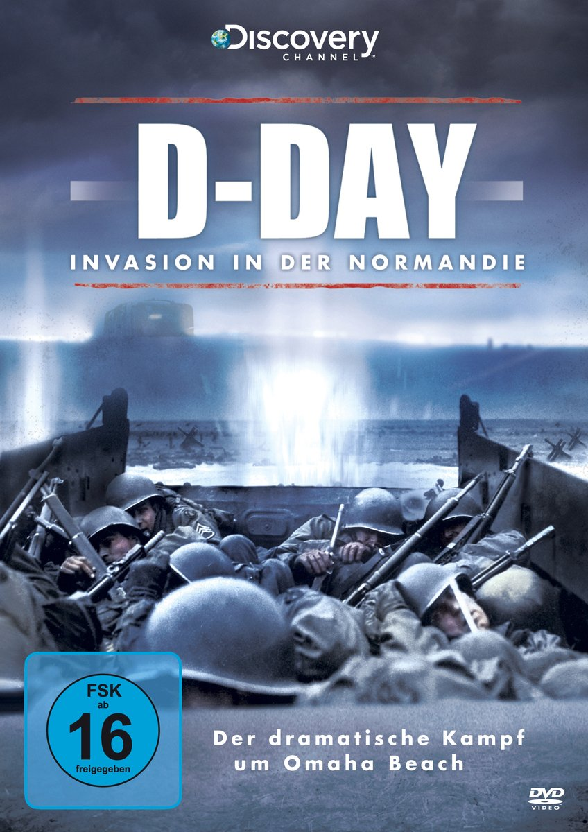 D-Day - Invasion in der Normandie - Discovery Channel (DVD)
