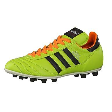 479302c9 Adidas Copa Mundial Samba Fussballschuhe solar slime-black-solar zest - 46:  Amazon.co.uk: Sports & Outdoors