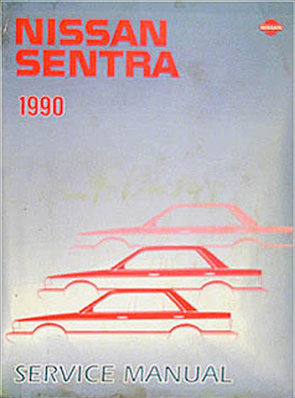 1990 Nissan Sentra Factory Service Manual(Model B12 Series): NIssan:  Amazon.com: Books