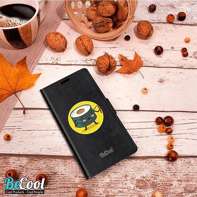 BeCool Funda Tipo Libro para Doogee BL7000, Función Soporte ...