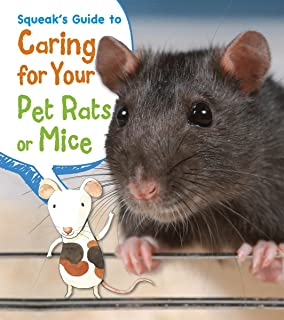 Mice complete pet owners manuals sharon vanderlip 0027011018121 squeaks guide to caring for your pet rats or mice pets fandeluxe Gallery