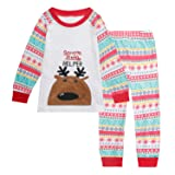 Tkala Fashion Girls Pajamas Children Clothes Set