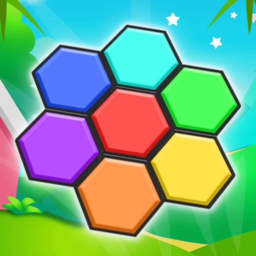 Block Hexa (Merger Colors)