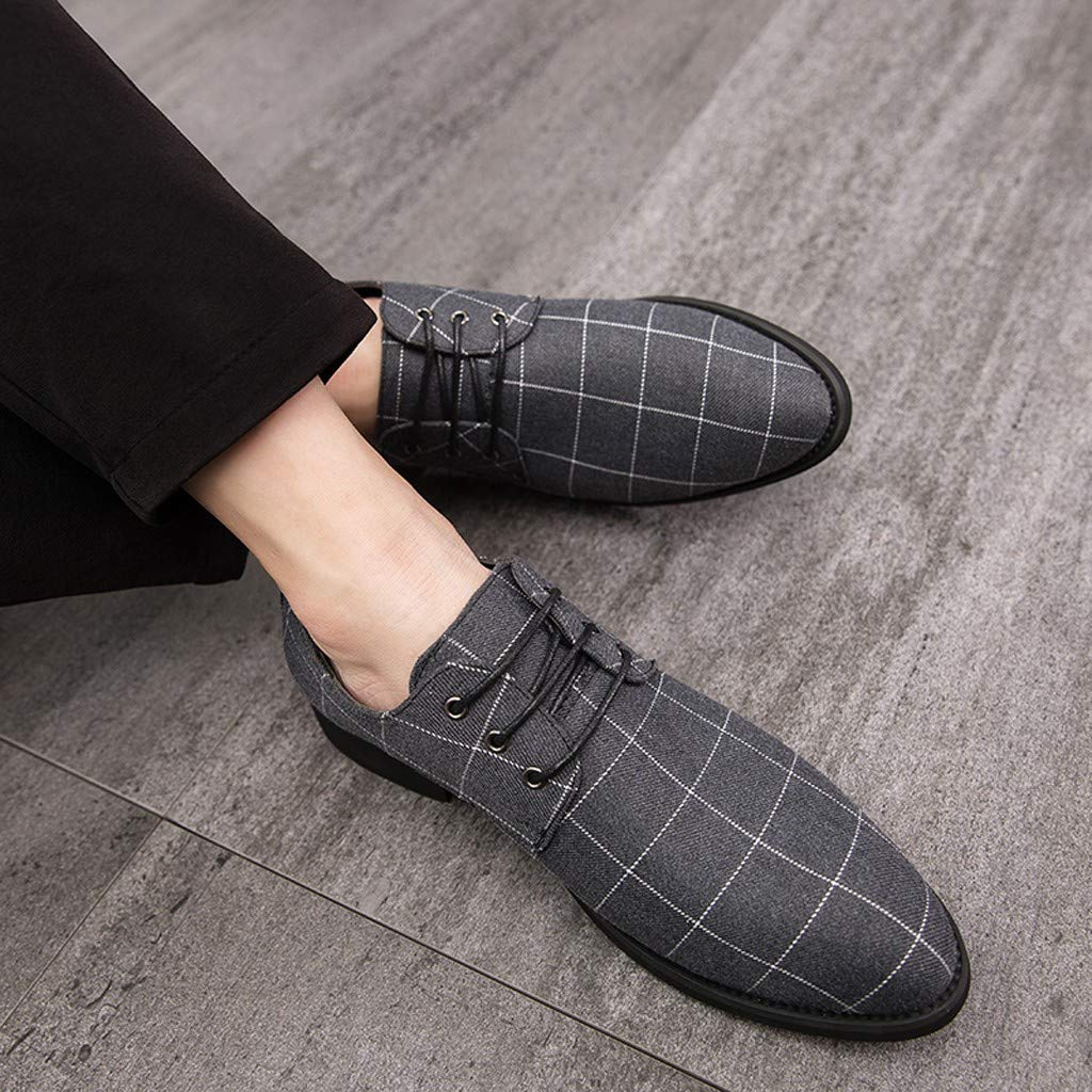 39-44 Scarpe da Uomo Moda Primavera e Autunno Scarpe da Uomo Inghilterra Business Casual Scarpe Piccole Selvagge Scarpe da Uomo Indossare Scarpe