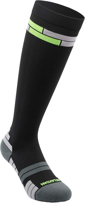 Relaxsan 800 Sport Socks – Medias deportivas compresión graduada Fibra Dryarn rendimiento máximo
