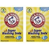 Church & Dwight Co 03020 Arm & Hammer Super Washing Soda 55 Oz, (Pack of 2)