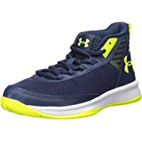 acaba43525b5be Under Armour Unisex-Kids  Pre School Jet 2018 Basketball Shoe
