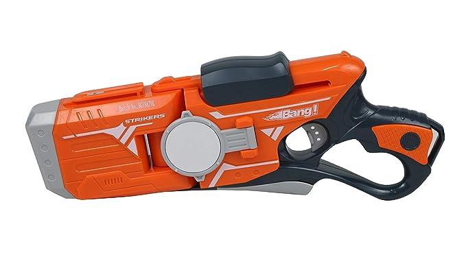 Mitashi Bang Kite Toy Gun with 20 Soft Bullets