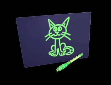 La manufactura de Pixel - Pizarra Fluorescente - Pixel Art ...