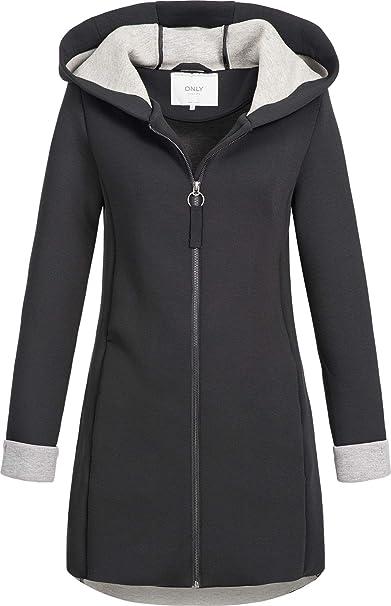 Only Onllena Bonded Coat Otw, Abrigo para Mujer: Amazon.es: Ropa y accesorios