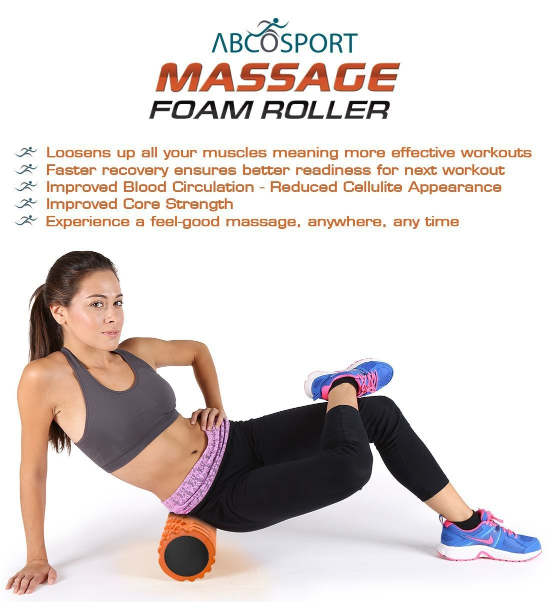 Buy foam roll physical therapy - Amazon Com Foam Roller For Physical Therapy Myofascial Release Exercise For Muscles With Soft Deep Tissue Massage Best For Stretching