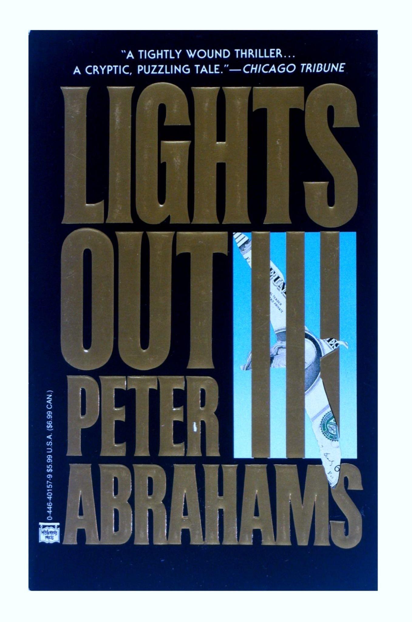 Lights out: Amazon.es: Peter Abrahams: Libros en idiomas extranjeros