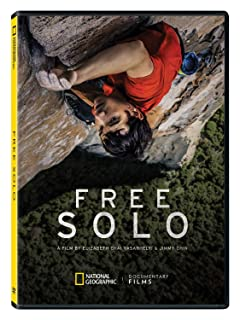 Book Cover: Free Solo