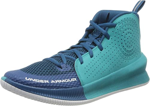Under Armour Men's Jet Basketball Shoes