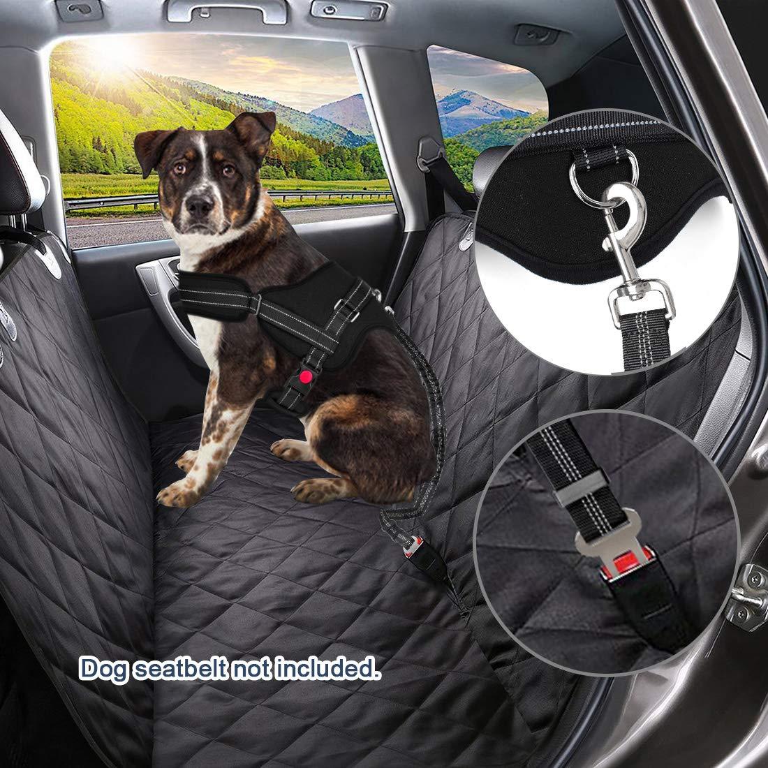 SlowTon Sin tirones Arn/és de Perro Suave Malla Acolchada Ajustable F/ácil de Poner y Quitar el arn/és con Hebilla de Bloqueo para Perros Grande Mascotas XL