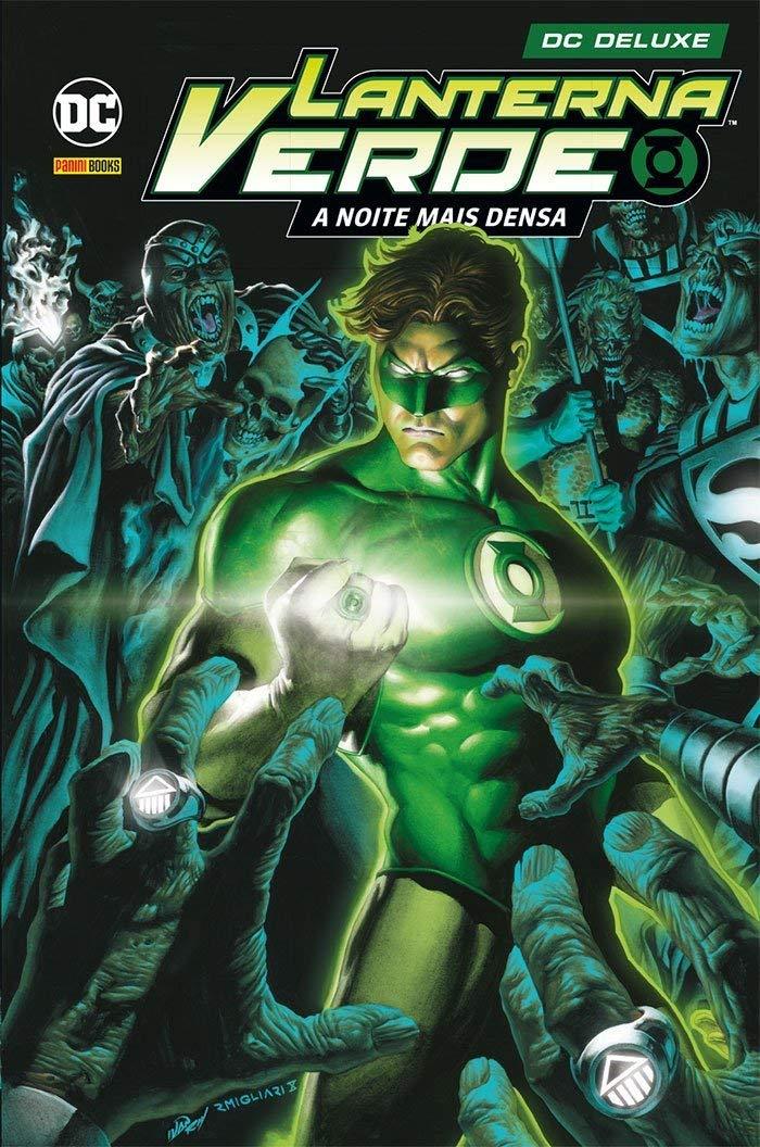 Lanterna Verde. A Noite Mais Densa | Amazon.com.br