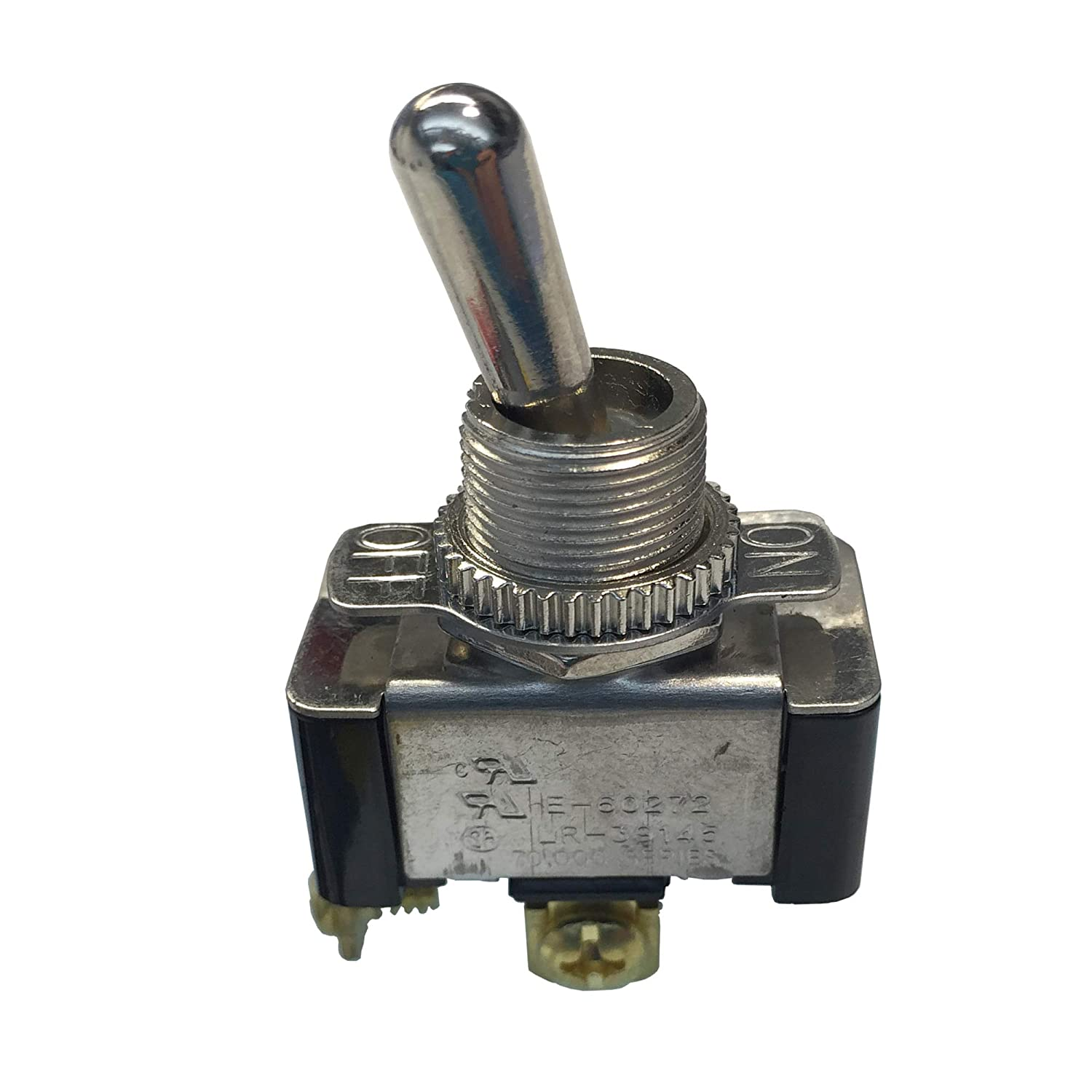 Gardner Bender Gsw 110 Electrical Toggle Switch Spst Dc Circuit Breaker Style On Off 20 A 125v Ac O Ring Screw Terminal Home Improvement