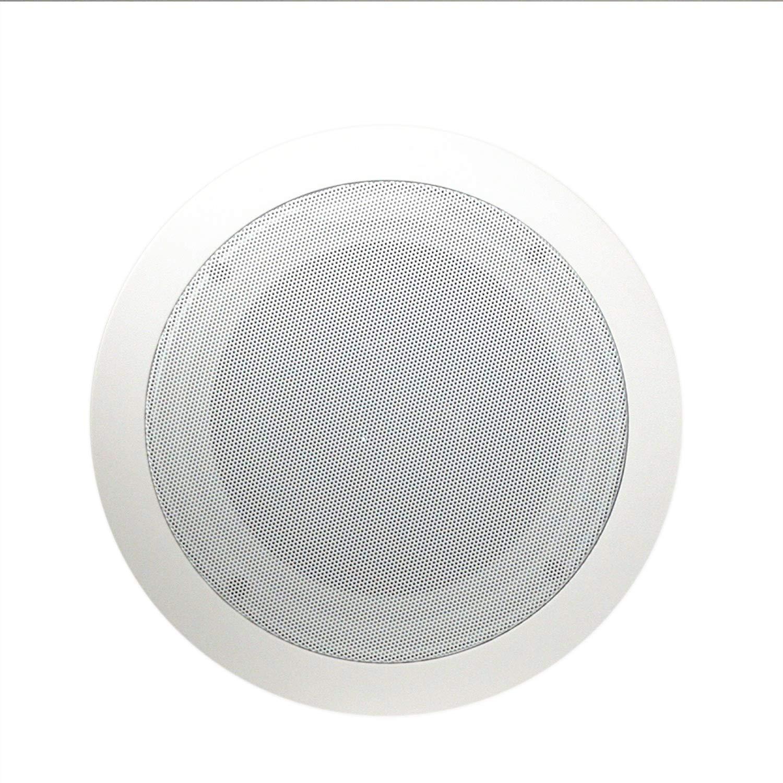 Amazon.com: Klipsch R-1650-C In-Ceiling Speaker - White (Each): Home ...