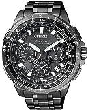 Uhr Citizen herren CC9025–51E Solar Titan Quandrante schwarz Armband Titan