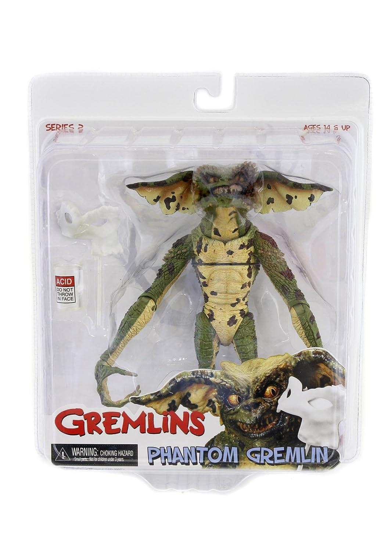 Neca Gremlins - Phantom Gremlin Action Figure: Amazon.co.uk: Toys ...