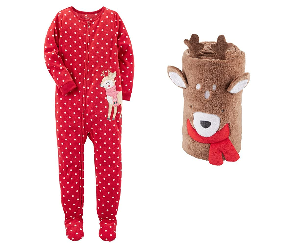 最新デザインの Carter's Baby Clothing SLEEPWEAR ベビーガールズ B077WNDH4T 18 Months Red Carter's Clothing Dot Reindeer B077WNDH4T, 多摩市:c445450d --- a0267596.xsph.ru