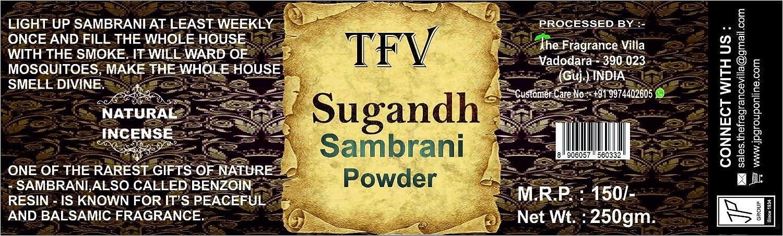 JPPerfumery Works Sambrani/Loban Powder Dhoop
