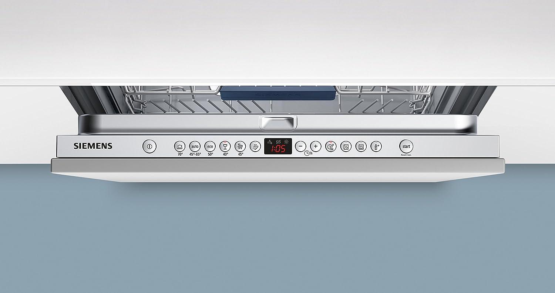 Siemens SX76N195EU Totalmente integrado 14cubiertos A++ ...