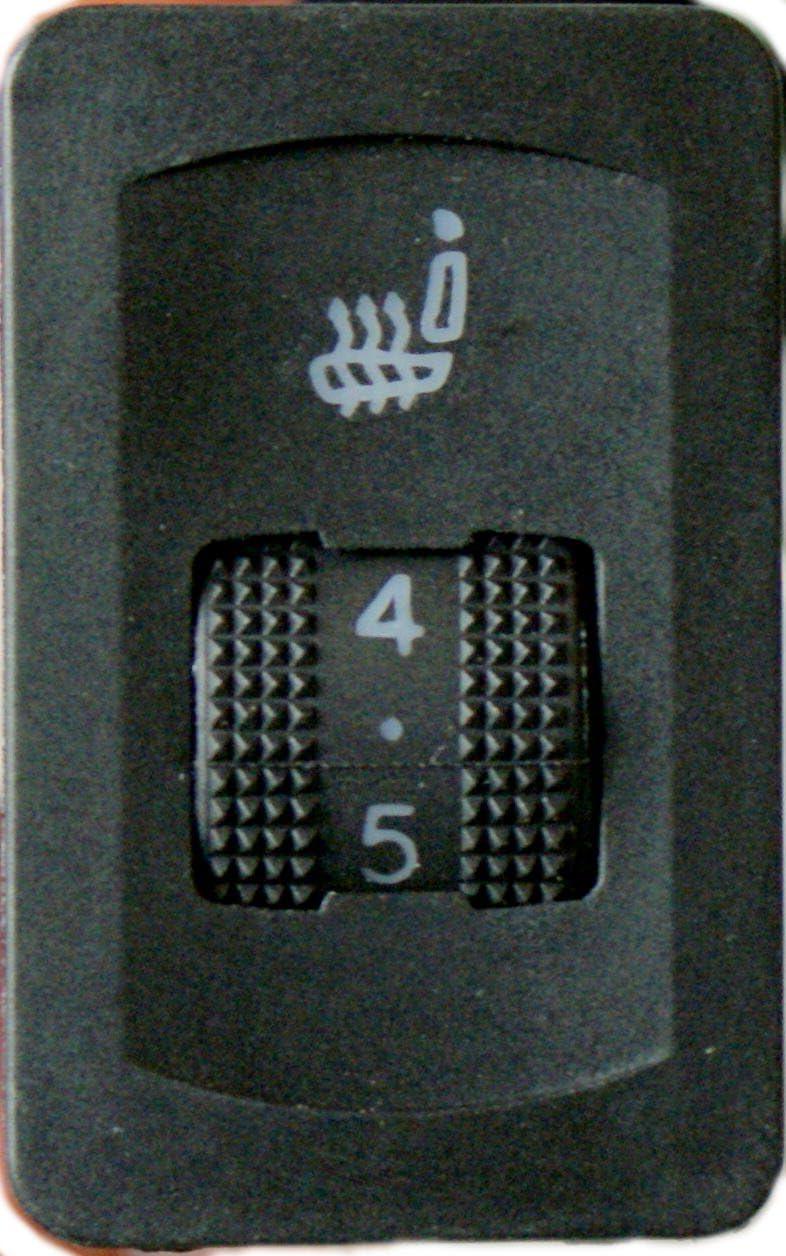 Chevrolet Volt Carbon universal Sitzheizung Heizmatte Nachrüsten 5 stufig z.B