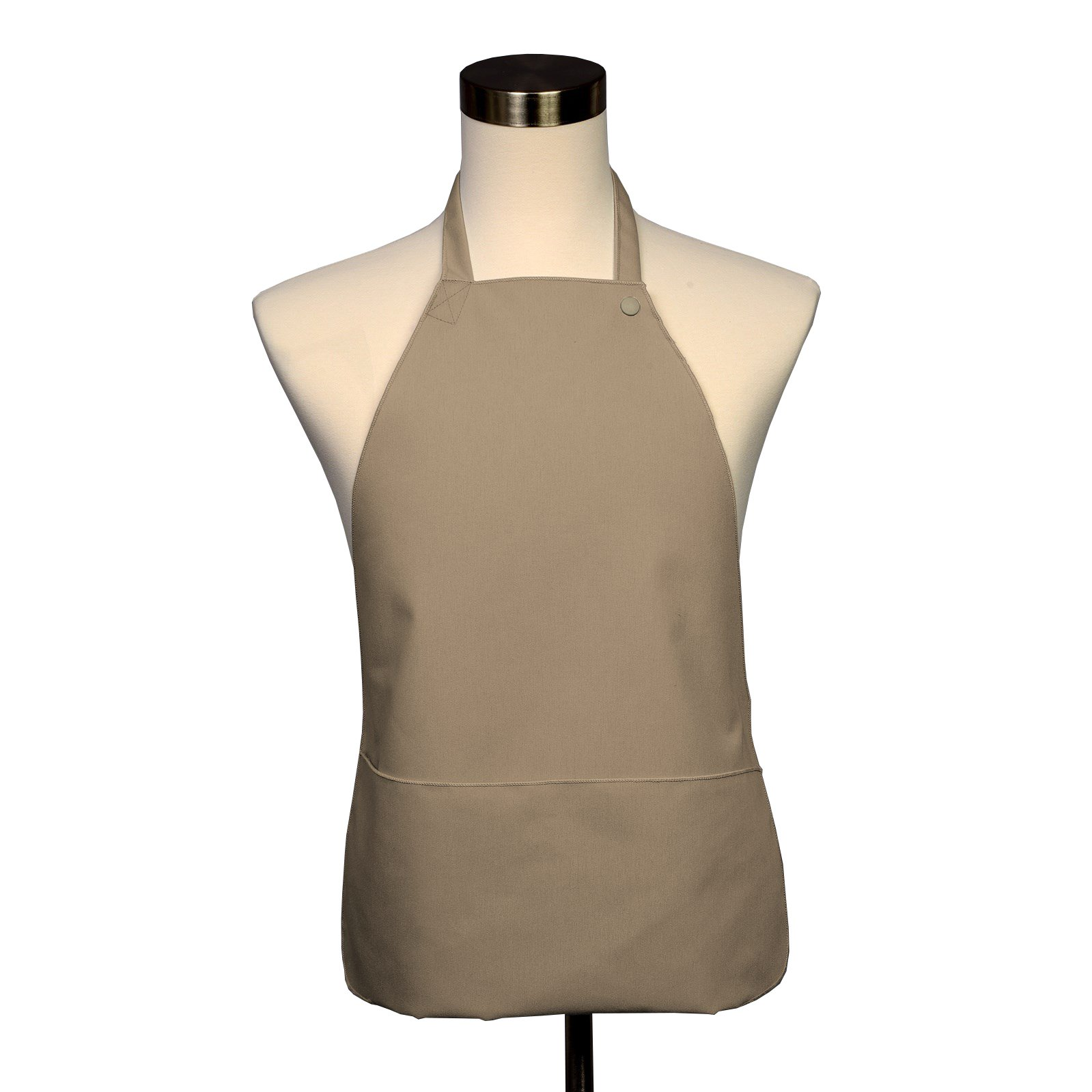 Adult Bib 25 Pack - Covered with Care Assorted Colors Available! (Sandalwood)