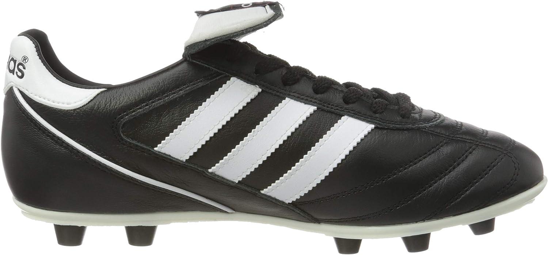 Adidas Kaiser 5 Liga, Scarpe Da Calcio Da Uomo (Black/Running White/Red)