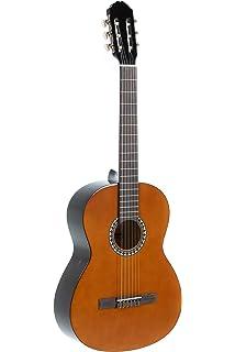 Suzuki SCG2 + 4/4NL guitarra clásica negro: Amazon.es ...