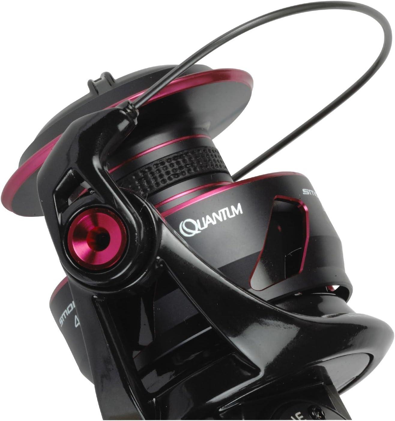 Quantum Smoke S3 SM15XPT Station/ärrolle Angelrolle zum Spinnfischen auf Barsche Zander /& Forellen Angelrolle zum Spinnangeln