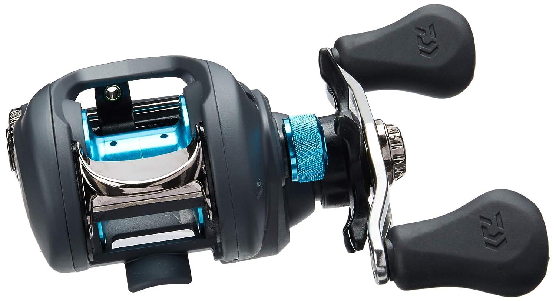 Daiwa RG Casting Reel 100 7.1:1 Gear Ratio 30 Retrieve Rate 11 lb Max Drag Right Hand Clam Fishing Reels