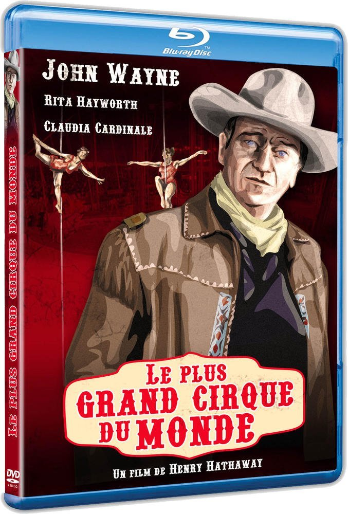 Amazon.com  Circus World (1964) ( El fabuloso mundo del circo (The  Magnificent Showman) )   Blu-Ray cd5af8b94731