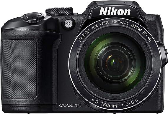 Nikon Coolpix B500 Kamera Schwarz Kamera