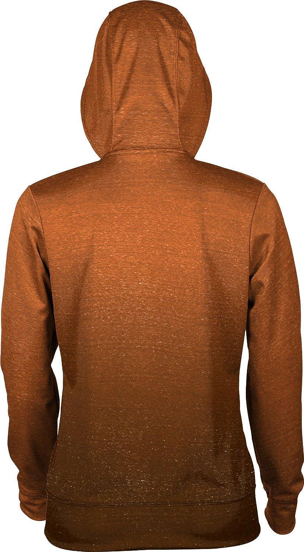 Gradient School Spirit Sweatshirt ProSphere Bowling Green State University Womens Pullover Hoodie